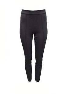 Max Mara Navy Skinny Stretch Pants