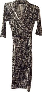 Max Mara Designer Wrap Day Dress