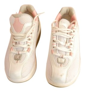 MBT White and Rose Athletic