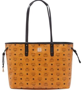 MCM Tote in Congac