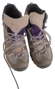 Merrell Hiking Dry Water-resistant Vibram purple, brown, grey Athletic