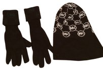 Michael Kors MK Hat & Gloves