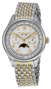 Michael Kors AMELIA MOON PHASE TWO TONE MULTI-FUNCTION WATCH
