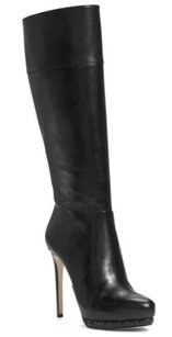 Michael Kors Ailee Studded Black Boots