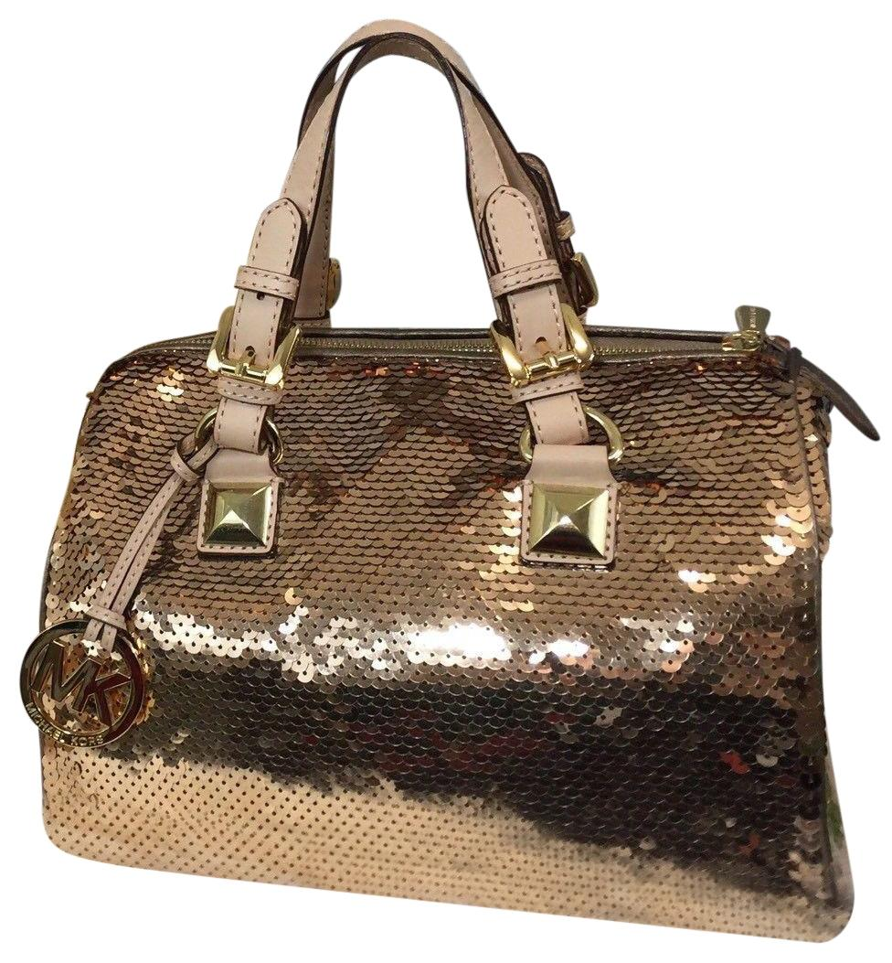 918c68e36812 order bolso michael kors grayson sequins satchel 936000.00 09990 34bb4  clearance  michael kors holiday mk sequin satchel in gold 8163a 234b2