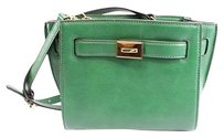 Michael Kors Green Gooseberry Cross Body Bag