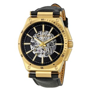 Michael Kors Michael Kors Automatic Skeleton Dial Watch