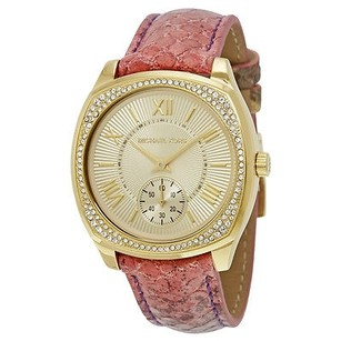 Michael Kors Michael Kors Bryn Gold Dial Ladies Watch