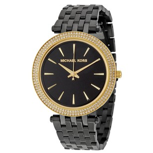 Michael Kors Michael Kors Darci Black Ion-plated Ladies Watch