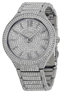 Michael Kors MICHAEL KORS Kerry Crystal Pave Stainless Steel Ladies Watch MK3359