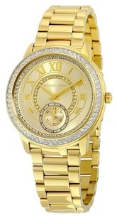 Michael Kors MK6287 Madelyn Champagne Dial Gold-tone Ladies Watch