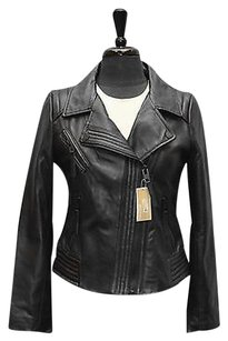 Michael Kors G0 Soft Motorcycle Jacket