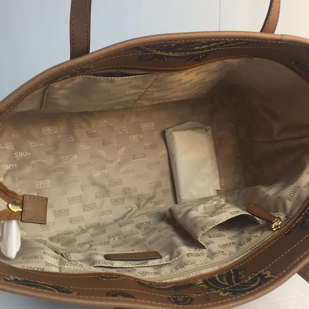 a43f9d93a81f66 ... ireland michael kors tote in luggage. 123456789101112 1a942 fdd5d where  to buy michael michael kors frame out large north south ...