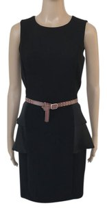 Michael Kors short dress black New Italian Sleevless Slim Fit on Tradesy