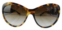 Michael Kors New MK 2002QM 302813 Brazil Tortoise Acetate Brown Gradient 60mm