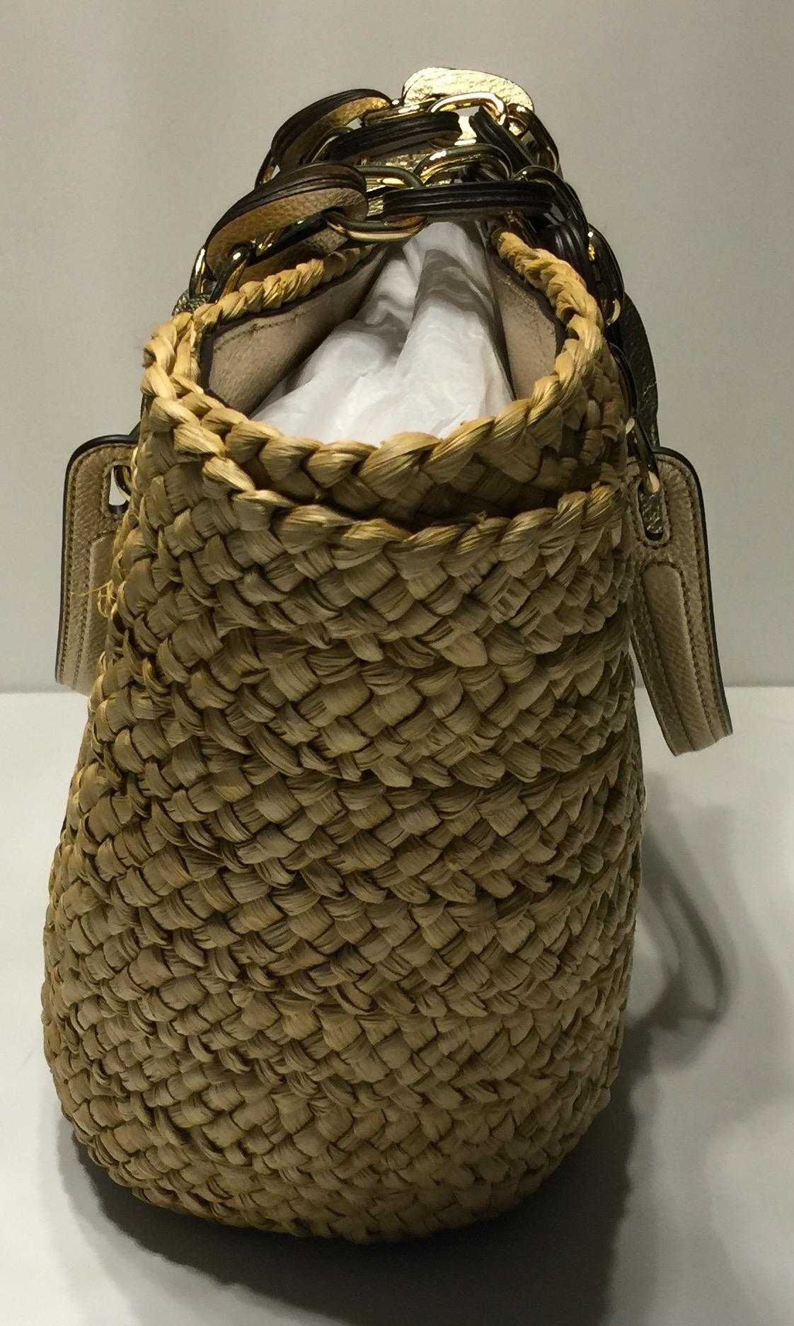 f1f7f22262f2 2cc76 8c08d  where to buy michael kors collection santorini large raffia  shoulder bag natural 227e0 dbd96