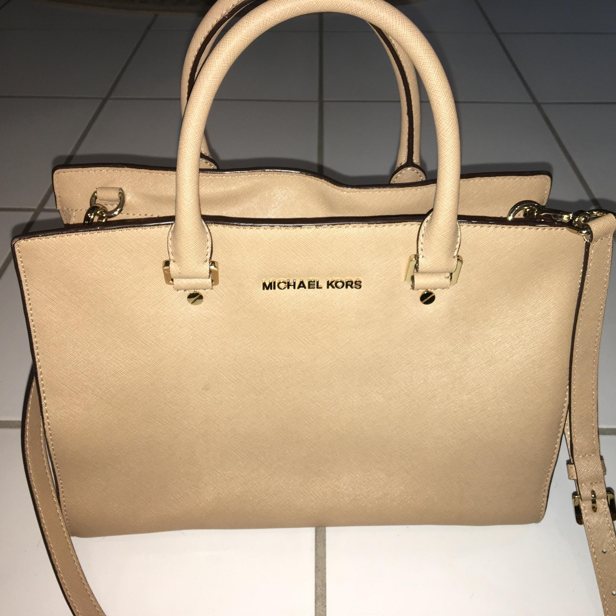 fda58497d3a2e5 coupon code for michael kors selma satchel taupe heights 2b5a5 1b8e3