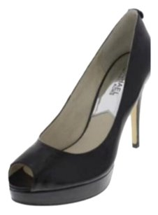 Michael Kors Sexy Black Pumps