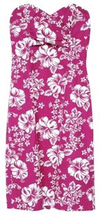 Michael Kors Womens Magenta Dress