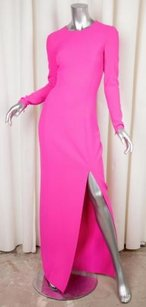 Michael Kors Iconic Womens Neon Hot Maxi Dress