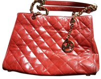 Michael Kors Tote Quilted Shoulder Bag