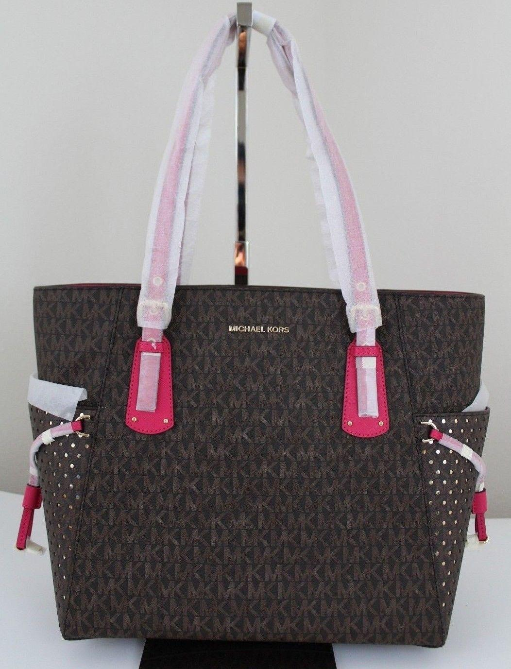 06572454e840 ... inexpensive michael kors tote in brown ultra pink. 123456789101112  02fd8 2cc6f