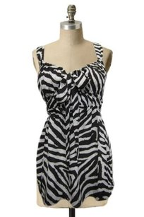 MICHAEL Michael Kors Zebra Top Multi-Color