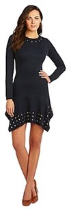 MICHAEL Michael Kors short dress Navy on Tradesy