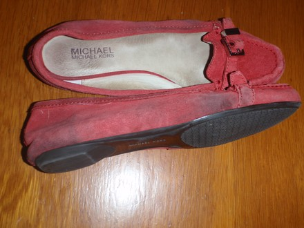 MICHAEL Michael Kors Loafer Formal Red Flats