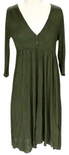 Michael Stars short dress Green on Tradesy