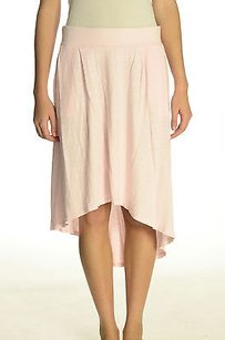 Michael Stars One Petal Maxi Skirt Pink