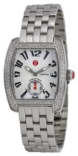 Michele MWW02A000124 Mini Urban Diamond Steel Ladies Watch