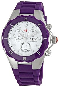 Michele MWW12F000004 Women's Tahitian Large Jelly Bean Watch