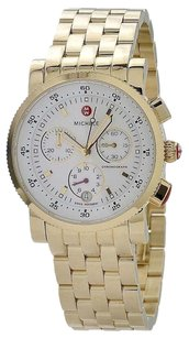 Michele SPORT SAIL LADIES STEEL BRACELET CHRONOGRAPH DATE WATCH