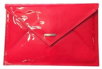 Michelle Belau Red, Yellow Clutch