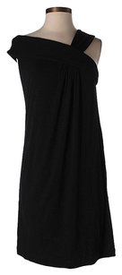 MILLY Wool Blend Shift Sheath Dress