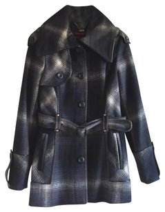 Miss Sixty Belted Pea Coat