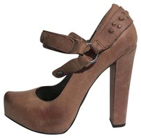 Miss Sixty brown Pumps