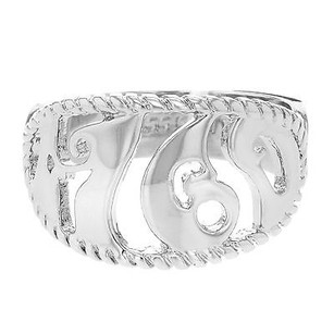 Miss Sixty Miss Sixty Joy Collection Stainless Steel Ladies Ring