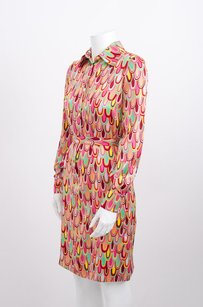 Missoni short dress Multi-Color Multicolor Mod Print on Tradesy