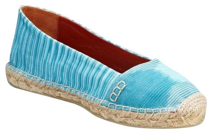 missoni teal 11) espadrille flats taille ue 41 (environ 11) teal ordinaires (m, b) 611a45