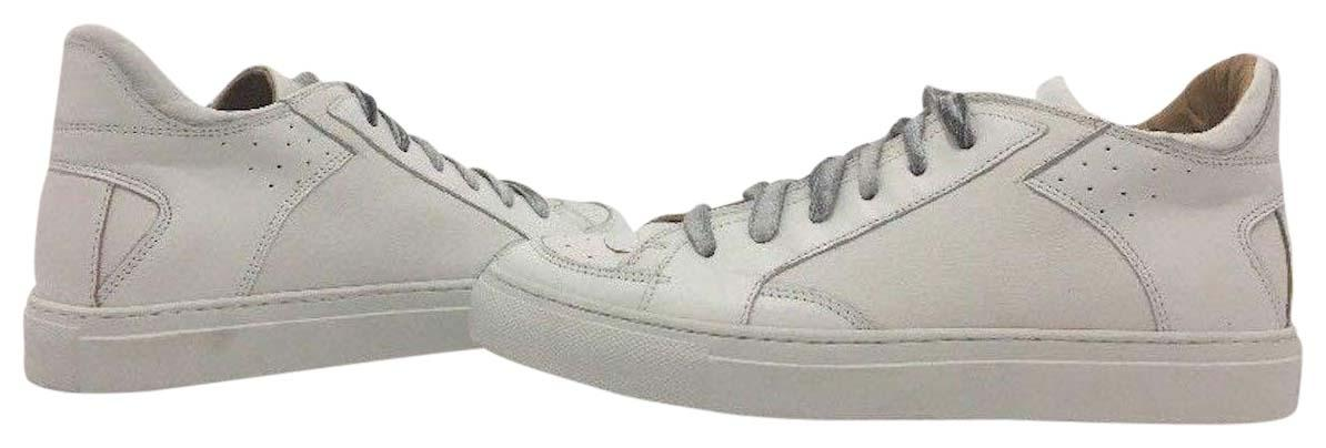 distressed low-top sneakers - White Maison Martin Margiela PAWGbADv7