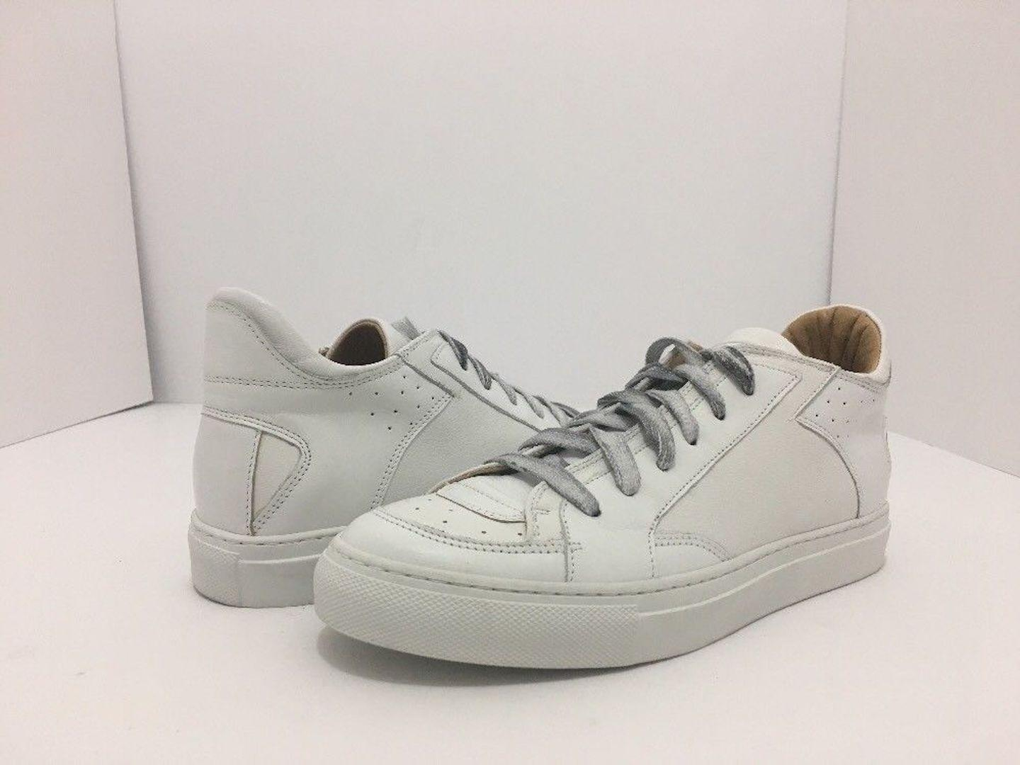 distressed low-top sneakers - White Maison Martin Margiela THuXD