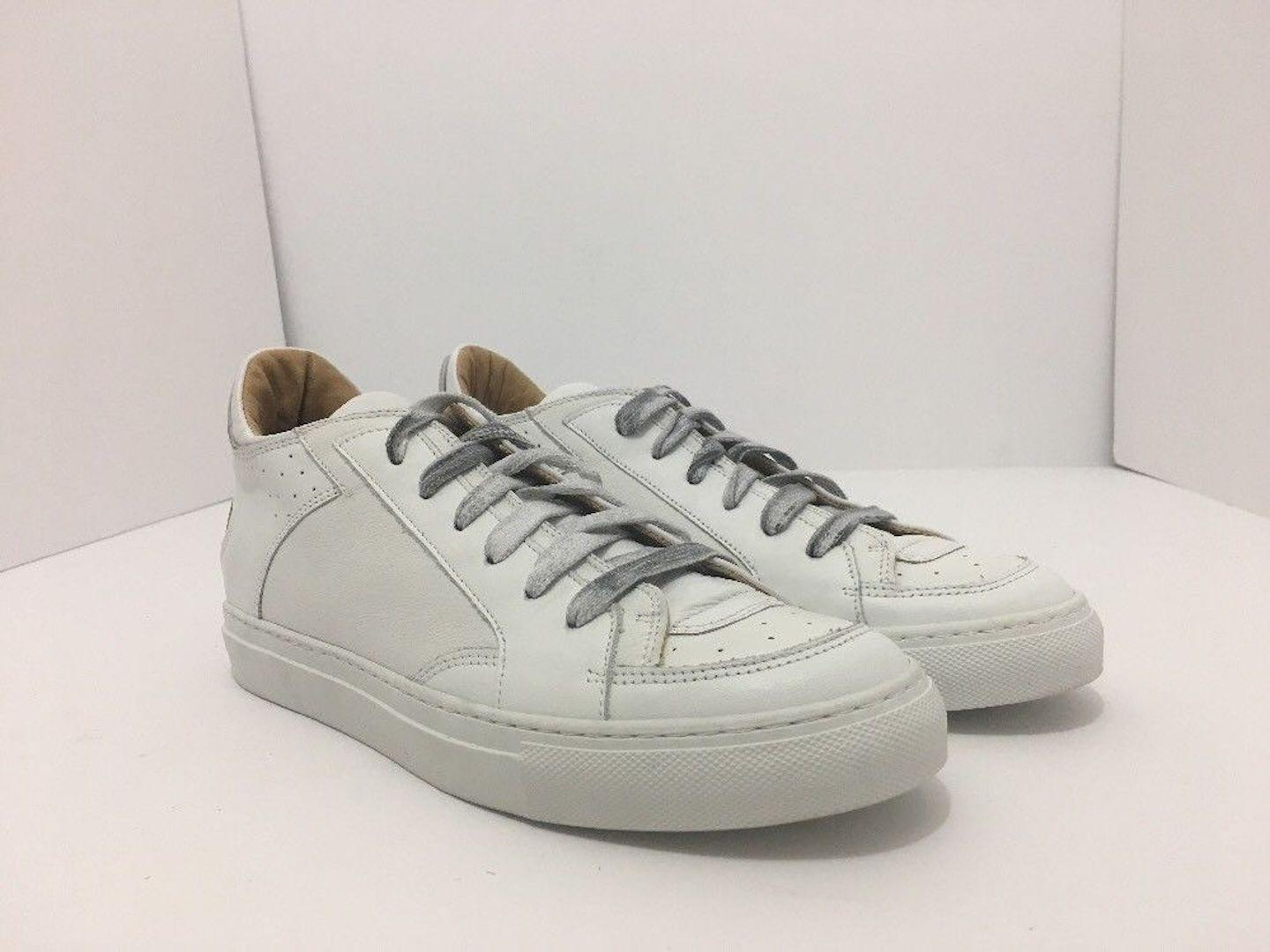 Discount Classic Pay With Visa lace-up sneakers - White Maison Martin Margiela Low Shipping Fee YhxGYBY8