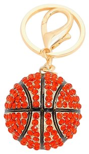 Modern Edge Basketball keychain