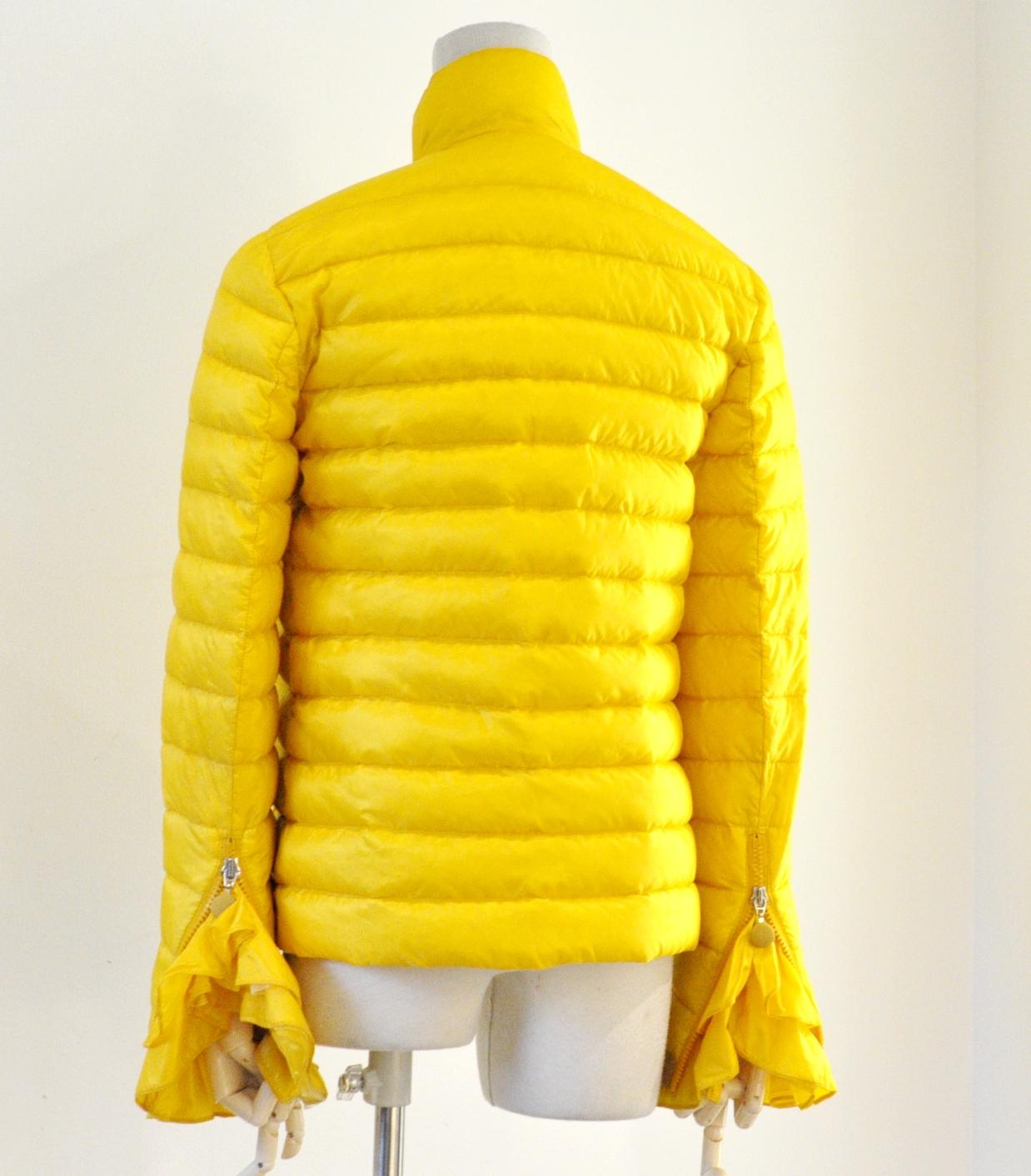 moncler Bomber Jackets YELLOW