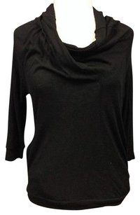 Monrow Viscose V Neck Sweater