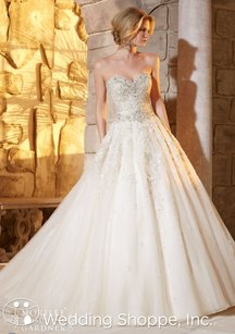 Mori Lee Mori Lee Bridal Gown Wedding Dress