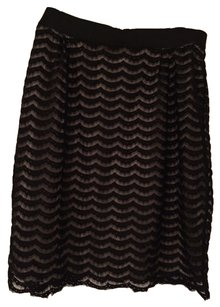 Mossimo Supply Co. Lace Sexy Skirt Black