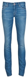 Mother Straight Leg Jeans-Medium Wash
